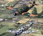 FSX/P3D Messerschmitt Bf109G-2