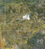 FSX Botswana Airfield Locator