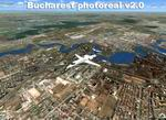 FSX/FS2004/FS2002                   Project Romania Bucharest photoreal Scenery Package v2.0