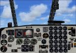 FSX C-133B Updated Panel