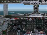 FS                   2004 Douglas C-54 panel.