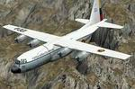 FS2004                     Lockheed Martin C-130H Hercules Revised Package.