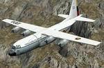 FS2004                     Lockheed Martin C-130H Hercules Revised Package.