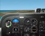 Cessna                   172M Skyhawk 2 panel (fs2002)