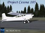 FSX                   Paint Project Cessna 185