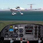 FS2004                   Diamond DA20-C1 Evolution Private Aircraft Package