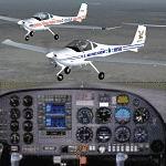 FS2004                   Diamond DA20-C1 Falcon US Air Force Academy.