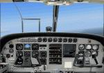 "FS2004                   Cessna 208 Caravan. ""Panoramic"" view -"