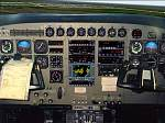 FS2000                     Cessna 208 photoreal panel