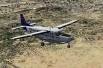 FSX                   Cessna C208B USAFA Textures only.
