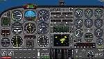 Cessna                     310 IFR pane