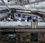 FSX/P3D Boeing C-32A USAF Package