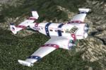 FSX/P3D v4 Grimes Flying Laboratory Beech C-45H N8640E V2