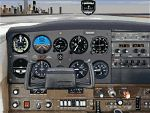 FS98                   Cessna 152 Digital Photo-realistic instrument panel Version                   1.1