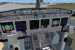 FSX                   Bombardier Challenger 604 Two aircraft package