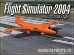 FS2004                     BAC Canberra Splashscreen