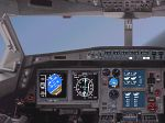 FS2000                   Panel for the Airbus A340