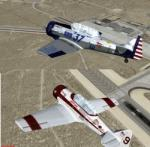 FSX/P3D T-6 Racers Complete Package
