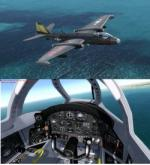 English Electric Canberra Package for FSX and P3D4