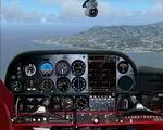 FS2004                   - Cessna-177 Cardinal Panel