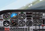 FS2000                   Pro Beechcraft Duke.