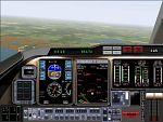 FS2000                   Cessna CJ2 corporate jet
