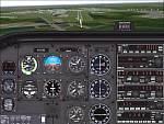 FS2000                   Cessna 172 (skyhawk) panel