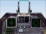 FS2000                   CF-18/A Panel