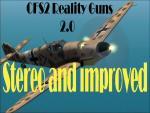 CFS2 Reality Guns 2.0