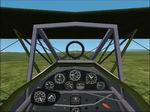 CFS2             Curtiss Hawk II Panel