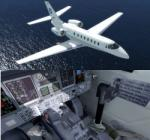 FSX/P3D Cessna 680 Citation Sovereign package