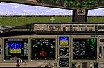 FS98                   Continental Boeing 777
