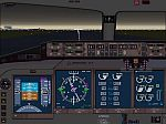 FS2000                   Panel for Boeing 717.