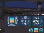 FS2000                   Panel for the new Saab 2000