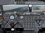 Photorealistic                     Concorde panel for FS2000