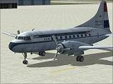 KLM                   Convair CV240 Textures only