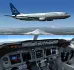 FSX/P3D Boeing 737-800 Copa Airlines Special Liveries