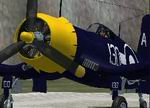 FS2004                     Fighter Collection Corsair Textures Package.