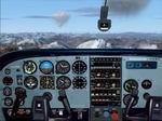 Cessna-T206H- Stationair Panel