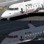 FS2000                   Canadair/Bombardier RJ200-ER ver5 Atlantic Southeast Airlines