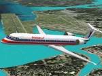 FS2002                   Bombardier CRJ700-ER 70 Passenger Regional Airliner American                   Eagle
