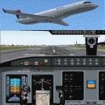 FS2004                     Bombardier/Canadair CRJ700-ER COMAIR