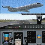 FS2004                   Bombardier/Canadair CRJ700-ER Frontier Airlines