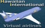 FS2004/2002                   Project Open Sky Bombardier Canadair Regional Jet / CRJ 600                   - 200 Hawaiian International