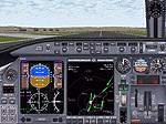 FS2000                   Bombardier CRJ Panel