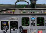 FS2004                   Bombardier CRJ-700 Panel.