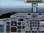 "FS2004                   Canadian Forces CT-142 ""Gonzo"" Navigation Trainer (Long Nose                   Dash8-102)."