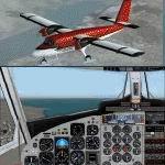 FS2004/2                   DeHavilland DHC6-300 Twin Otter Adventure Network International