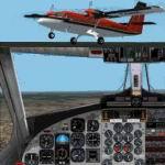 FS2002                   Project GlobeTwotter DHC6-300. Kenn Borek Air