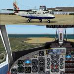 FS2002                   Project Globe Twotter DHC6-300. British Airways